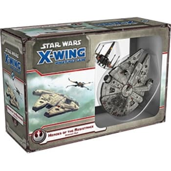 X-Wing: Heroes of the Resistance Expansion Pack