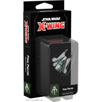 X-Wing Second Edition: Fang Fighter Expansion Pack