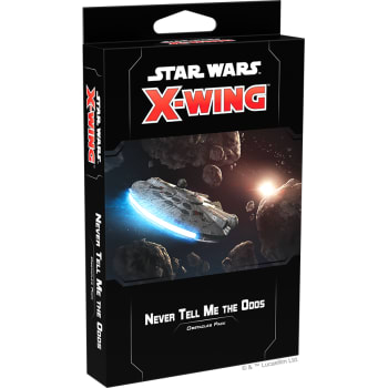 X-Wing Second Edition: Never Tell Me the Odds Obstacles Pack