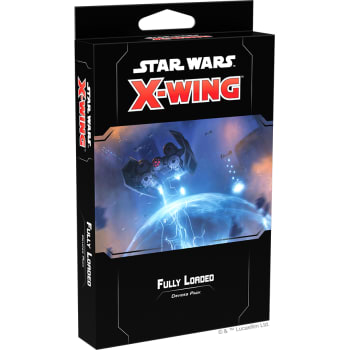 X-Wing Second Edition: Fully Loaded Devices Pack