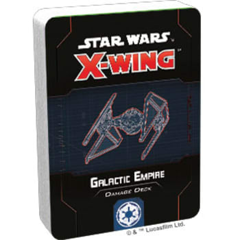 X-Wing Second Edition: Galactic Empire Damage Deck