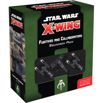 X-Wing: Fugitives and Collaborators Squadron Pack