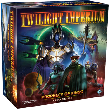 Twilight Imperium 4th Edition: Prophecy of Kings Expansion