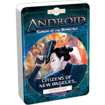 Genesys: Citizens of New Angeles Adversary Deck