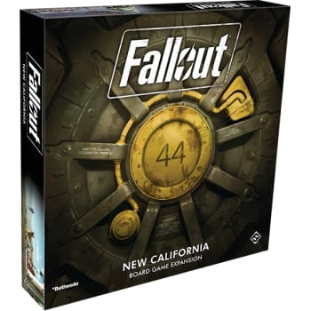Fallout: New California Expansion