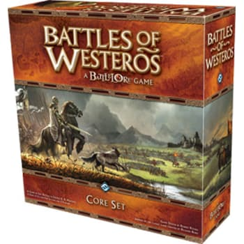 Battles of Westeros Board Game