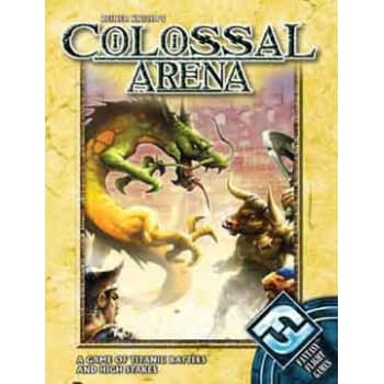 Colossal Arena Card Game