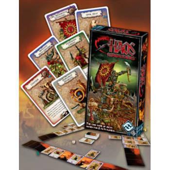 Chaos Marauders Card Game
