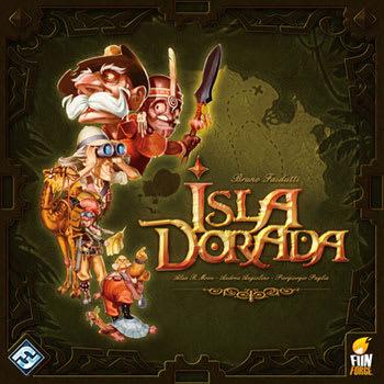 Isla Dorada