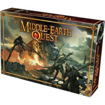 Middle-earth Quest Board Game
