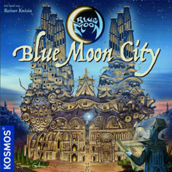 Blue Moon City Board Game
