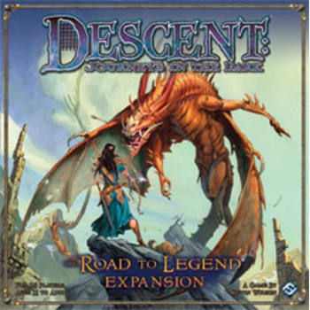 Descent: The Road to Legend Expansion