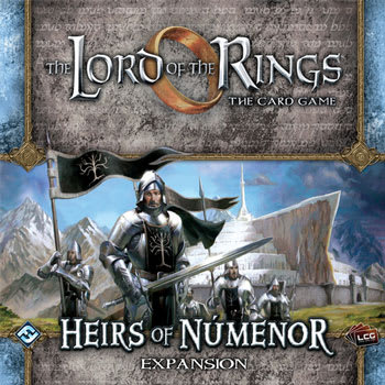 The Lord of the Rings LCG: Heirs of Numenor Expansion
