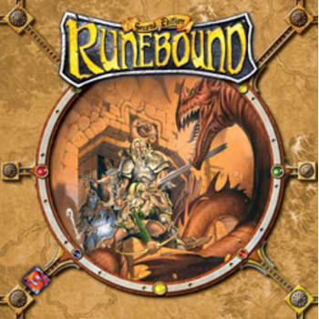 Runebound Second Edition Board Game