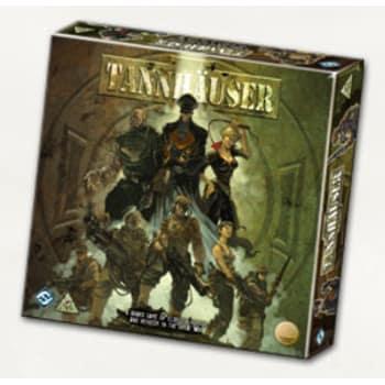 Tannhauser Board Game