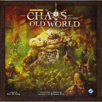 Chaos in the Old World Board Game