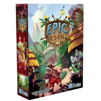 Epic Resort (Second Edition)