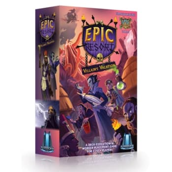 Epic Resort: Villain's Vacation Expansion