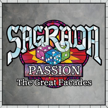 Sagrada: The Great Facades - Passion Expansion