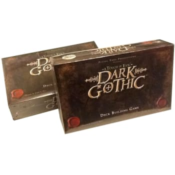 Dark Gothic: A Touch of Evil Deck Building Game