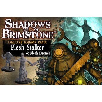 Shadows of Brimstone: Flesh Stalker & Flesh Drones Deluxe Enemy Pack