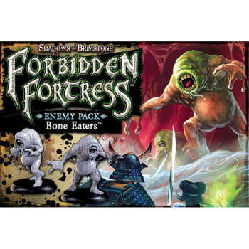 Shadows of Brimstone: Forbidden Fortress - Bone Eaters Enemy Pack