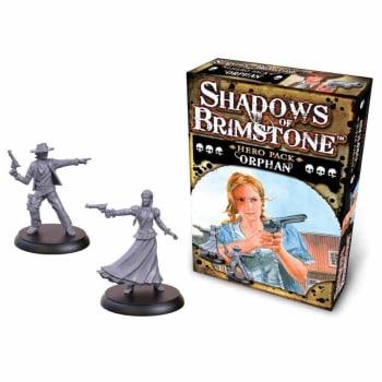 Shadows of Brimstone: Orphan Hero Pack