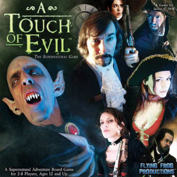 A Touch of Evil: The Supernatural Board Game