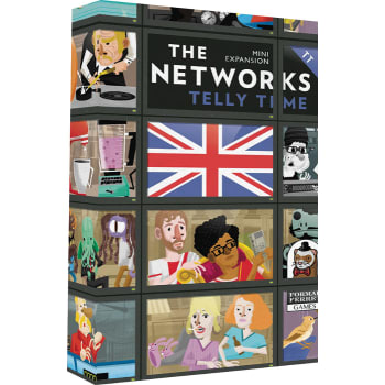 The Networks: Telly Time Expansion