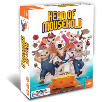 Head of Mousehold