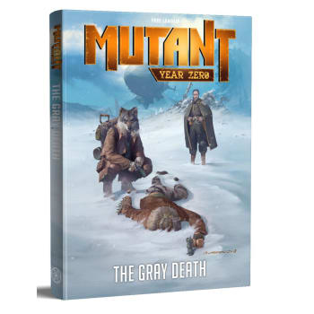 Mutant: Year Zero - The Gray Death