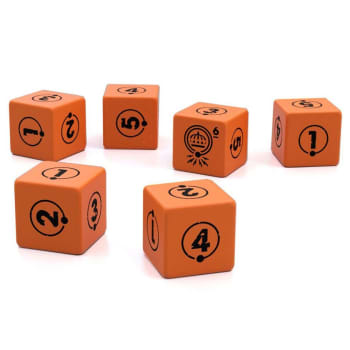 Tales from the Loop: Dice Set - New Design