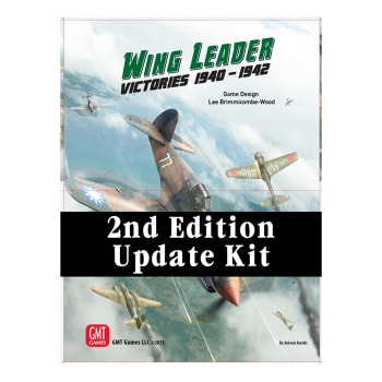 Wing Leader: Victories 1940-1942 2nd Edition Update Kit