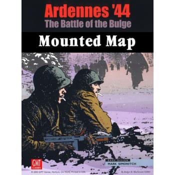 Ardennes '44 Mounted Maps
