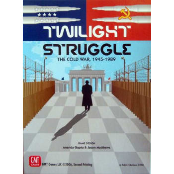 Twilight Struggle Deluxe Edition (Ding & Dent)