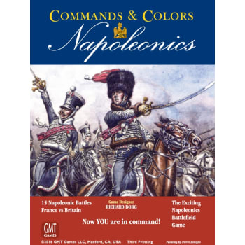 Commands and Colors: Napoleonics (2016 Printing)
