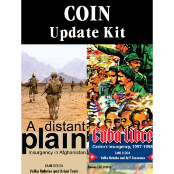 Cuba Libre/A Distant Plain 2nd Edition Upgrade Kit