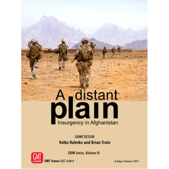 A Distant Plain 2nd Edition