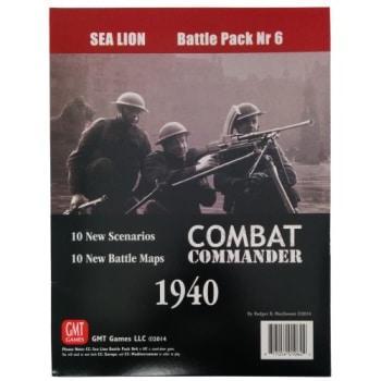 Combat Commander Battle Pack 6: Sea Lion