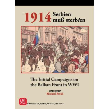 1914, Serbien muss sterbien