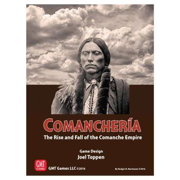 Comancheria: The Rise and Fall of the Comanche Empire