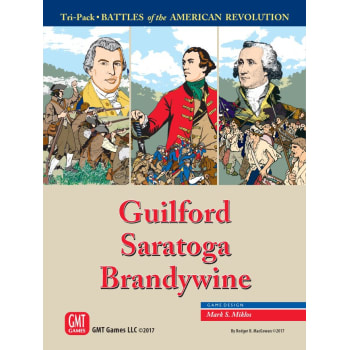 Battles Of The American Revolution Tri-Pack