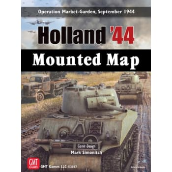 Holland '44 Mounted Map