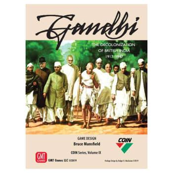Gandhi: The Decolonization of British India, 1917 - 1947