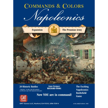 Commands and Colors: Napoleonics Expansion 4: The Prussian Army