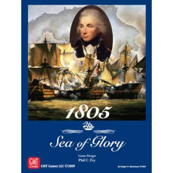 1805: Sea of Glory Board Game