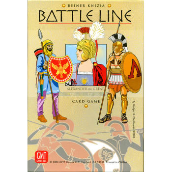 Battle Line Card Game