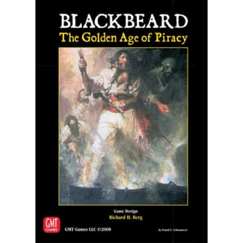 Blackbeard: The Golden Age of Piracy Board Game