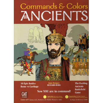 Commands and Colors: Ancients Board Game