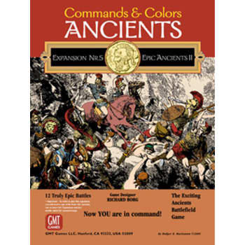 Commands and Colors: Ancients Expansion 5: Epic Ancients II